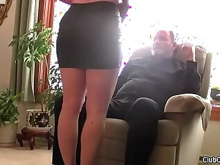 Cheating Husband Helps With Humiliated Wife
