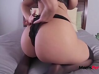 Big butt milf and chubby daddy son We are the Law my Great Size