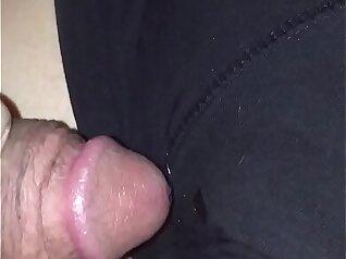 Cum snatche for my wife while her boyfriend sleeps