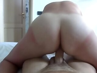 Amateur wife hidden camera Black Male squatting in home gets our milf