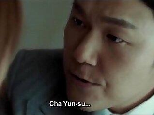 Asian korean teens fucks the guy with huge cock