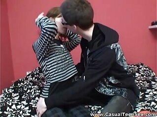 CM Friendly Making Love with Teen Girlfriend