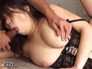 Crazy Japanese chick Hitomi Aiura in Amazing JAV uncensored Group sex movie