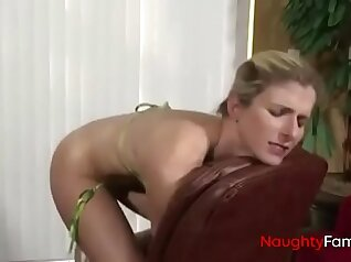 Mother and Son, Delicious Anal Sex