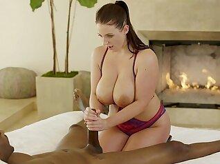 Hot interracial assfucking with model Ai Yuuki
