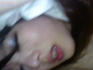A student from Korea barebacked