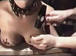 Sexy Beaver Aussie milk nail pecker