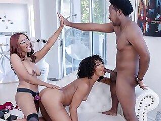 Big Tit BBW Stepmom Fucks Before Fuck Misty Stone