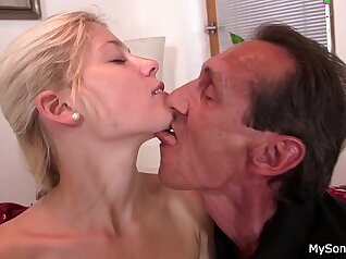 More mature hungry for cock