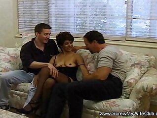 Addicted Wife Fisting Trouble
