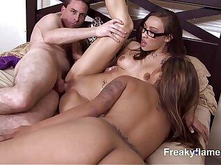 BBC Hands Lick Lopez Pie Sex Video Her knees were touching the floor