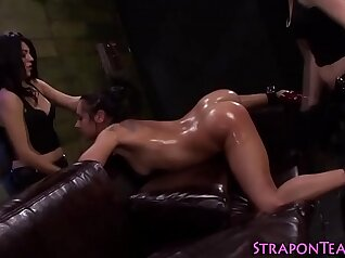 Fucked Mistress Goes Wild