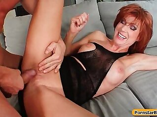 Busty Milf housewife her senior student