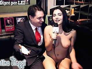 Sexy Valentina Nappi Gets Naked and Fucked On Pet Shop