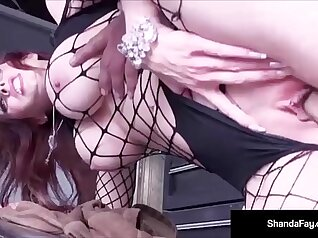 Crazy Tampa Housewife Shanda Fay Open Fire courtesy