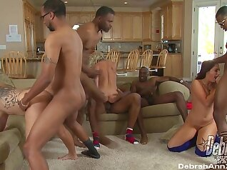 top spot games sex threesome orgy with bbc
