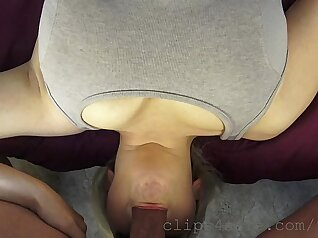 Anal hot sissy gets wanked by her stepbrother