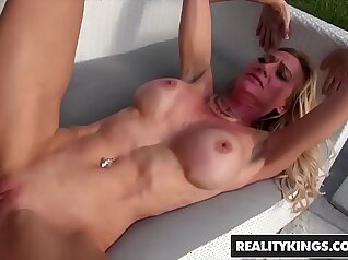 Brittany Taylor is fucking nasty lil That MILF for money